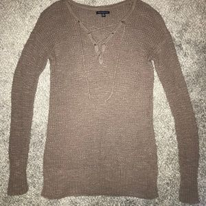 American Eagle Long Sleeved Sweater